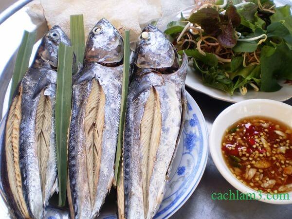 Cách làm món cá ngừ hấp