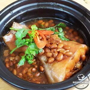 Cách nấu món cá rô phi chưng tương