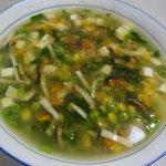 Cách nấu súp chay thập cẩm