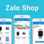 Hướng dẫn bán hàng online MIỄN PHÍ trên Zalo shop