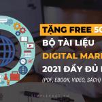 bộ giáo trình tài liệu Digital Marketing