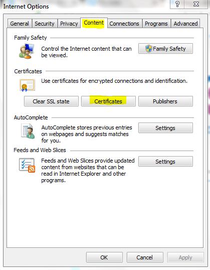 hướng dẫn sửa lỗi lưu cache chữ ký số cũ lỗi