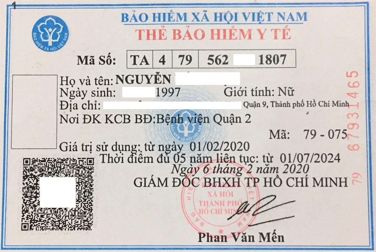 Cách tra cứu giá trị sử dụng của thẻ Bảo hiểm y tế (BHYT)