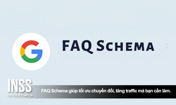 FAQ – Schema giúp tối ưu chuyển đổi, tăng traffic