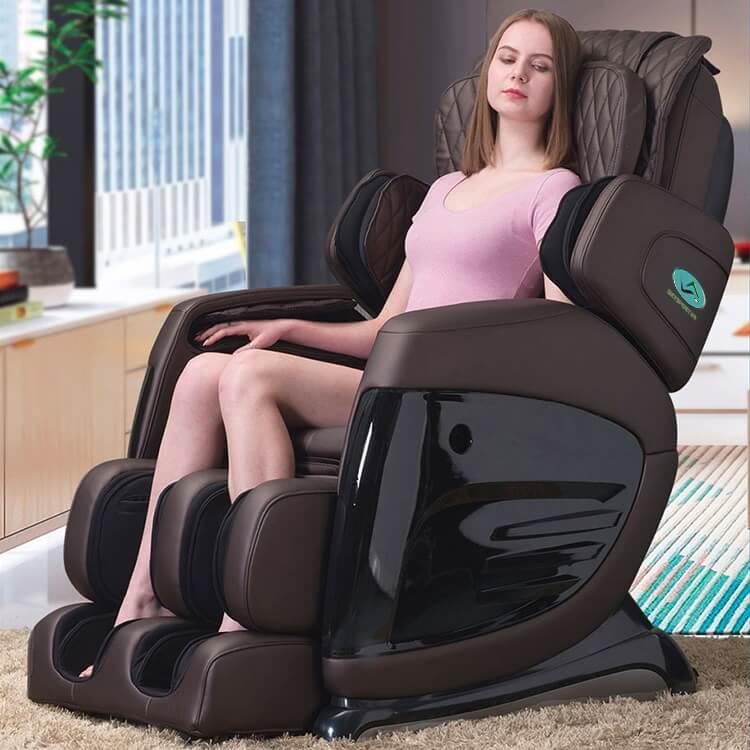 Ghế massage toàn thân chính hãng giá rẻ Skysport