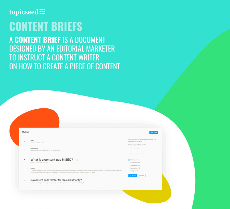 Hướng dẫn Outline Content