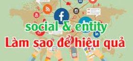 Quy trình chăm sóc Social Entity chi tiết từng bước hiệu quả