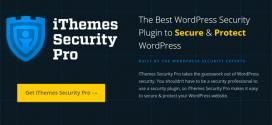 Ithemes Security plugin bảo mật website wordpress tốt nhất